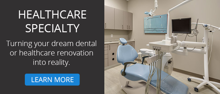 Healthcare or dental clinic renovations